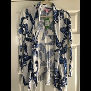 Lilly Pulitzer Connell sweater Fallin in Love